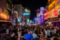 Khao San Road in Bangkok, Thailand, is renowned as a loud, inexpensive and in-your-face party district, but backpackers are beginning to move away as it continues to gentrify. Could it go the way of Haight-Ashbury in San Francisco and King's Road in London? Photo: Shutterstock