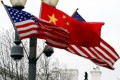 The year dawned with the trade war heating up, talk of military conflict over the South China Sea and Taiwan, and accusations of political interference. Photo: AFP