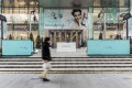 The new Tiffany flagship store in Shanghai, China. The Blue Box Cafe there has a six-month waiting list, according to a spokeswoman quoted by local media. Photo: Bloomberg