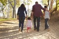 2020 could be the year when parents start to take better care of themselves, starting with life's simple pleasures such as taking a walk. Photo: Shutterstock