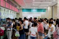 Poor services at many public hospitals have been blamed for fuelling patient anger. Photo: Xinhua