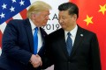China's trade war with the US dominates the top economy stories of the year along with the Hong Kong dollar peg to the US dollar, China's social credit system and Huawei. Photo: Reuters