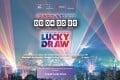 A new year lucky draw has crashed in Hong Kong. Photo: Handout
