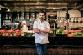Chef Robert Nilsson, W Hong Kong's culinary director, has designed Woobar's superfood-packed afternoon tea. Photo: W Hotel