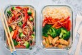Meal-prepping is better for your health, your wallet and your sanity!