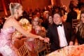 Malaysian financier-turned-fugitive Jho Low at a charity ball in New York City in 2014. Photo: AFP