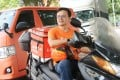 Lalamove founder Chow Shing-yuk. Photo: SCMP