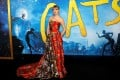 Taylor Swift at the world premiere of the film adaption of the hit musical, Cats, in New York City. Photo: Reuters