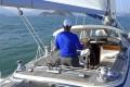 Sailing into Port Shelter, Sai Kung, on board the Teng Hoi yacht. Rent a sailing boat or sea kayak and you can explore the coast and islands of Sai Kung and Hong Kong's northeast. Photo: Cameron Dueck