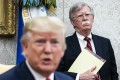 John Bolton, a veteran Washington insider who was fired by Trump in September, has not publicly disclosed whether his testimony would be damaging or helpful to the president. Photo: The Washington Post