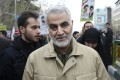 Qassem Soleimani was referred to by Iran's Supreme Leader Ayatollah Ali Khamenei as a 'living martyr of the revolution'. Photo: AP