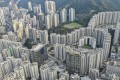The total number of purchases of new homes in Hong Kong reached a 15-year high of 20,688 last year. Photo: Winson Wong