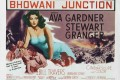 Ava Gardner plays Anglo-Indian Victoria Jones in the 1956 film Bhowani Junction.