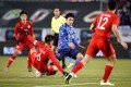 Hong Kong were outclassed by second-string Asian sides at the EAFF Championship in Busan last year. Photo: Reuters