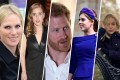 Zara Phillips, Princess Beatrice, Prince Harry, Princess Eugenie and Lady Amelia Windsor have all said no to financial dependence on the British crown. Photos: AP/Reuters/Instagram