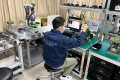Taiwan's government has been pulling out the stops to lure hi-tech companies back from China, in what has become a key part of its economic agenda. Robot maker, Techman, has been helping its parent company Quanta Computer return to Taiwan. Photo: Cissy Zhou