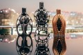 Formula One launched its first perfume collection, in collaboration with Designer Parfums, at the 2019 Abu Dhabi Grand Prix. Photo: Alen Palander