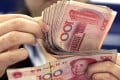 The US labelled China a currency manipulator last August. Photo: AP