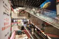 OP Mall's occupancy rate stands at about 80 per cent. Photo: May Tse
