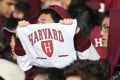 Those who pick the Harvard brand are choosing to be aligned, however tenuously, with a university widely considered to be one of the world's most prestigious Photo: Getty Images