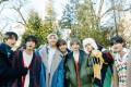 South Korean boy band BTS have teamed up with artistic talent from around the world to help forge a series of contemporary exhibits involving artists.