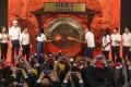 Alibaba debuts at Exchange Square in Central, Hong Kong. Photo: Sam Tsang