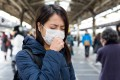 It's currently the peak flu season in Hong Kong, while a mysterious pneumonia outbreak has taken place in Wuhan, China. Photo: Shutterstock