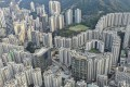 An aerial view of residential properties in Tai Koo and Kornhill on the eastern side of Hong Kong Island. Photo: Winson Wong