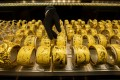 Gold jewellery consumption, which accounted for around two thirds of total gold consumption, fell 8.2 per cent to 676.23 tonnes. Photo: Bloomberg