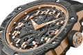 Richard Mille has unveiled a sleeker version of the RM 033 Automatic in a carbon TPT case. Photo: N. Boon