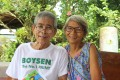 Emet Comodas (left) and his wife Tita in 2016. Emet was forced to leave the Philippines and work in Saudi Arabia to provide for his family. Their story forms the basis of 'A Good Provider is One Who Leaves'.