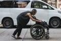 Hong Kong's elderly poor make up 60 per cent of its social security allowance recipients. Photo: Nora Tam
