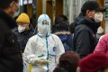 Researchers in China have called for more precautions against potential airborne transmission of the Wuhan coronavirus. Photo: AFP