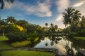 The picturesque lagoon at trendy wellness retreat The Farm in the Philippines. It has been a quiet haven for may looking to unwind, but data-driven results are proving to be just as popular. Photo: The Farm