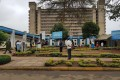 The suspected coronavirus patient in Kenya is being treated in an isolation ward at the Kenyatta National Hospital in Nairobi. Photo: Handout