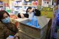 Hundreds of Hongkongers have queued hours each day to buy health supplies, amid the coronavirus' spread. Photo: May Tse