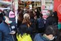 Demand for face masks has skyrocketed, causing a citywide shortfall. Photo: May Tse