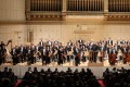 Conductor Andris Nelsons with the Boston Symphony Orchestra, which was to have performed the opening concert of the Hong Kong Arts Festival on February 12. It has cancelled its East Asia tour because of the coronavirus outbreak. Photo: Hilary Scott