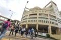 Baptist University told staff business will gradually resume from Monday. Photo: Felix Wong