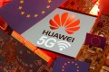 Deciding whether to ban Huawei from 5G networks will now ultimately be up to EU member states. Photo illustration: Reuters