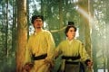 Bai Ying (left) and Hsu Feng in a still from King Hu's 1971 wuxia masterpiece A Touch of Zen.