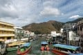 Boats on Tai O creek. Touristy areas in Hong Kong such as Tai O are quiet at the moment, making it an ideal time to visit. Photo: Martin Williams