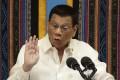 Philippine President Rodrigo Duterte's contempt for journalists is well known. Photo: AP