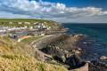 Portpatrick in Scotland, a likely site for Boris Johnson's bridge to Northern Ireland. Photo: Shutterstock