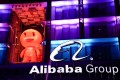 The logo of Alibaba Group Holding is seen at the e-commerce company's headquarters in Hangzhou, Zhejiang province. Photo: Reuters