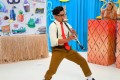 Roi Fabito, aka Guava Juice, is a YouTuber taking on hosting duties on SpongeBob SmartyPants, a SpongeBob SquarePants quiz show on one of Nickelodeon's YouTube channels. Photo: Nickelodeon