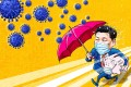 """China's President Xi Jinping said this week that control of the coronavirus had entered a critical stage despite """"positive developments"""" in containing the outbreak. Illustration: Henry Wong"""