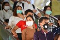 Anyone arriving from Japan and Singapore who displays coronavirus symptoms will be quarantined at a hospital in Thailand. Photo: Xinhua