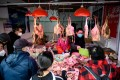 H5N1 bird flu has been reported in chickens in two Chinese provinces this month. Photo: AFP