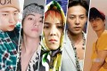 From left: Zico, BTS' V, Winner's Mino, BigBang's G-Dragon and EXO'S Kai – which K-pop male star's fashion sense is your favourite? Photo: Instagram